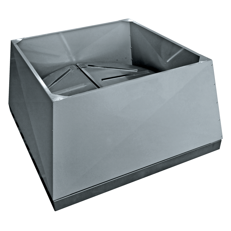 Roof Air Cowl – Vertical Discharge