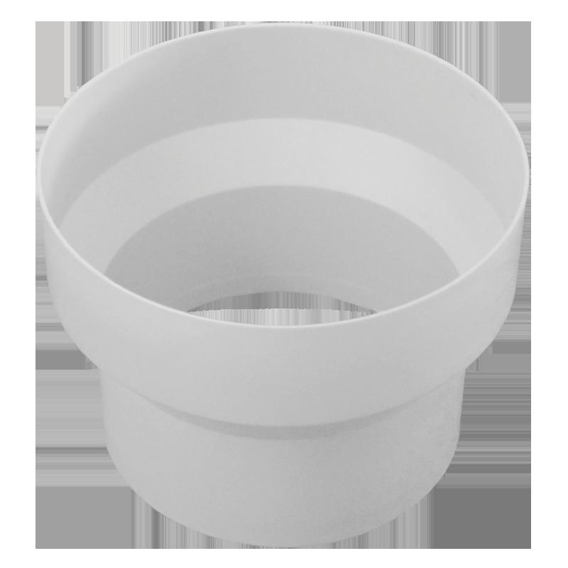 Round to round adaptors 150 ∅ – 125 ∅